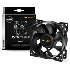 Slika izdelka: BE QUIET! Pure Wings 2 (BL037) 80mm 4-pin PWM ventilator