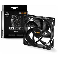 Slika izdelka: BE QUIET! Pure Wings 2 (BL038) 92mm 4-pin PWM ventilator