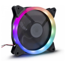 Slika izdelka: INTER-TECH ARGUS RS-051 RGB 120mm ventilator